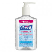 Purell Hand Sanitizer 8oz 12/Case