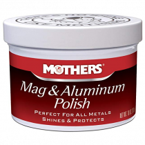Mothers® - Mag & Aluminum Polish - 10 oz