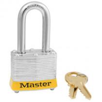 Master Lock® Laminated Steel Pin Tumbler Padlock