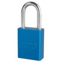 American Lock® Rekeyable Safety Padlock - Blue