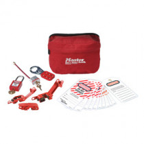 Compact Safety Lockout Pouch S1010E410, Electrical Focus