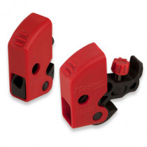 Master Lock® S2394 Miniature Circuit Breaker Lockout, Tool Free Universal Fit