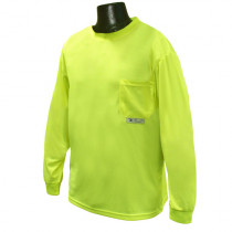 MAX® by ABATIX ST21-N Non-Rated Long Sleeve T-Shirt, Max-Dri™