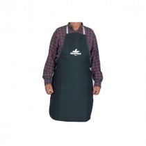 Memphis Welding Bib Apron - Universal - 36 in L -  Blue - Denim