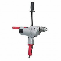 Milwaukee® 1854-1 Grounded Large Electric Drill -  3/4 in Keyed Chuck -  2132 in-lb Torque -  120 VAC/VDC (Bare Tool)