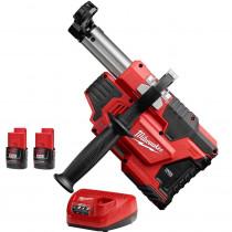 Milwaukee® M12™ HAMMERVAC™ Universal Dust Extractor Kit