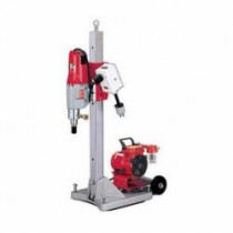 Milwaukee® Vac-U-Rig® Diamond Coring Rig -  120 V -  20 A -  450 - 900 rpm -  4.8 hp -  Metal Housing