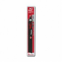 Milwaukee® SAWZALL® The Torch™ Straight Back Reciprocating Saw Blade -  9 in L x 1 in W x 0.042 in THK -  D6A Steel