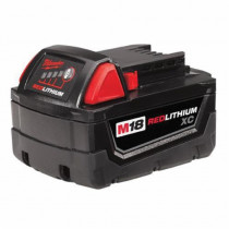 Milwaukee® M18™ Rechargeable Cordless Battery Pack -  3 Ah Li-Ion Battery -  18 V