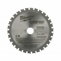 Milwaukee® 48-40-4070 Circular Saw Blade -  5-3/8 in Dia -  20 mm -  30 ATB Teeth -  Carbide Cutting Edge