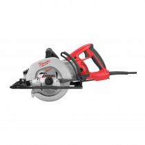 Milwaukee® 6477-20 Worm Drive Circular Saw -  7-1/4 in Dia Blade -  5/8 in -  2.6 hp -  Plastic/Metal Housing (Bare Tool)