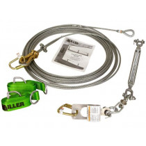 Miller® by Honeywell SkyGrip™ Wire Rope Lifeline System