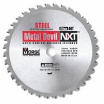 M.K. MORSE® CSM53832NSC Circular Saw Blade -  5-3/8 in Dia -  20 mm -  32 -  Carbide Cutting Edge