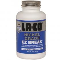 LA-CO® Nickel Grade EZ Break® Anti-Seize, Brush in Cap, 8 oz