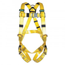 Gravity Urethane Coated Harness w/Back D-Ring