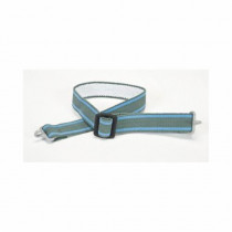 MSA 10171104 2-Point Chinstrap -  3/4 in -  For Use With MSA Hard Hat -  Polyester Webbing -  Gray
