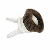 Nilfisk® 0113104500 Small Round Combination Brush/Upholstery Nozzle -  For Use With Euroclean GD930 Vacuum Cleaner