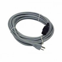 Nilfisk® 21827400 Double Insulated Grounded Power Cord -  30 ft -  For Use With GS90 and GD90C Vacuum Cleaner
