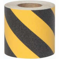 Jessup® 3360-6 Commercial Grade Anti-Slip Tape -  60 ft Roll L x 6 in W x 32 mil THK -  Aluminum Oxide Grit -  Polyester