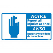 National Marker National Marker Company Notice Report All Injuries At Once (Bili