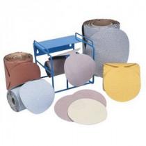 Norton® 66261131460 PSA Coated Abrasive Disc -  5 in Dia -  180 Grit -  Very Fine Grade -  Ceramic Alumina Abrasive