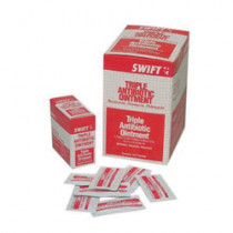 North® by Honeywell 231209G Triple Antibiotic Ointment -  1/32 oz -  Foil Pack -  Bacitracin -  Neomycin and Polymyxin B