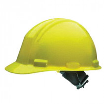 Honeywell Safety K2 Front Brim Slotted Hard Hat - 4-Point Nylon Quick Fit Suspension