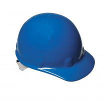 Fibre-Metal® by Honeywell (E2RW71A000) Front Brim Hard Hat, 8-Point Ratchet Suspension