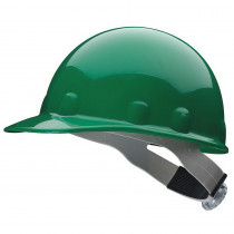 Fibre-Metal® by Honeywell E2RW74A000 Front Brim Hard Hat - 8-Point Ratchet Suspension