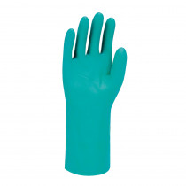 North® by Honeywell LA132G-7 Unsupported Chemical Resistant Gloves 7 per SM -  SZ 7 -  Green -  Nitrile