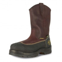 "Oliver by Honeywell 65396 Pull-On Riggers Boots, 10"" H, Steel Toe"