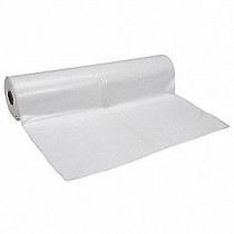 Painter's Plastic Sheeting .75 mil 9' x 400' Clear