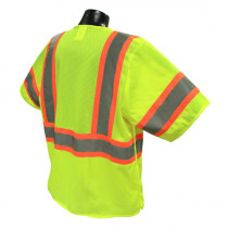 Radians® (SV24-3) Breakaway Surveyor Safety Vest, Type R, Class 3 w/Logo