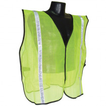 Radians®  (SVG1) Non-Rated Safety Vest, 1 inch Reflective Stripes