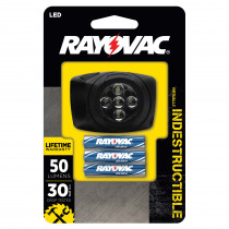 Rayovac® DIYBEAM-B Industrial Grade Virtually Indestructible Beam Light -  C Battery -  LED -  150