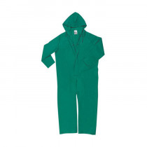 River City 3881 Dominator Coverall -  XL -  60 in Chest -  54 in Waist x 31 in Inseam -  Green -  PVC/Polyester