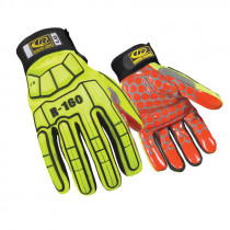 Impact Glove - Silicone Grip - Size 10