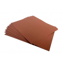 "Random Products Inc (15106) Abrasive Cloth Sheets, 9"" x 11"""