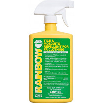 Rainbow Tick & Mosquito Repellent for FR Clothing - 24oz