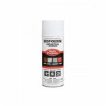Industrial Choice® 1681830 Multi-Purpose Enamel Spray Primer -  12 oz -  Liquid -  White -  12 - 15 sq-ft/Can