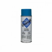 Rust-Oleum® V2408830 Economical Spray Paint -  10 oz -  Liquid -  Blue -  5 - 8 sq-ft