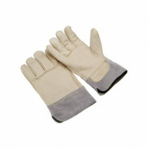SG 5420SC-M Welding Gloves -  M -  Leather Palm -  Gunn Pattern/Wing Thumb -  Leather