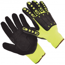 Seattle Glove® - Impact Glove - Hi-Vis