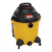 Shop-Vac® 9625110 Wet/Dry Vacuum -  12 gal -  5 hp -  11.3 A -  120 V -  Poly Pro