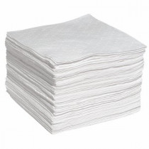 Sorbent Pad 100 per CT -  Bonded Medium Weight 100/ct