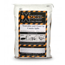 XSORB® Caustic Neutralizing Absorbent, 1.75 cu ft Bag