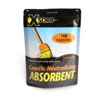 XSORB® Caustic Neutralizing Absorbent, 2 Liter Bag, 6/cs