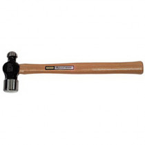 Stanley® 54-024 Ball Pein Hammer -  15-1/16 in OAL -  1-1/2 in Rim Tempered Face -  24 oz Head Weight