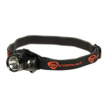 Streamlight® Enduro® Non-Rechargeable Headlamp With Rubber/Elastic Combo Headstrap - LED Bulb -  ABS -  14 (High) -  6 (Low) Lumens