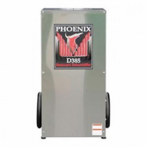 Phoenix™ 4026700 Portable Desiccant Dehumidifier -  116 pts/day at AHAM Humidity Removal -  115 VAC -  11 A -  385 cfm